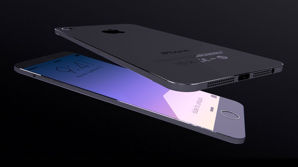 2016 Apple Rumors; Glassesless 3D Viewing in the iPhone 7 Concept