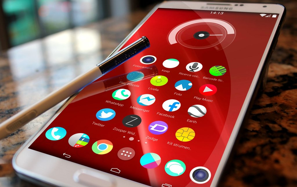 Samsung Galaxy Note 6 Rumors on the 30 MP Rear and 10 MP Front Camera Specs