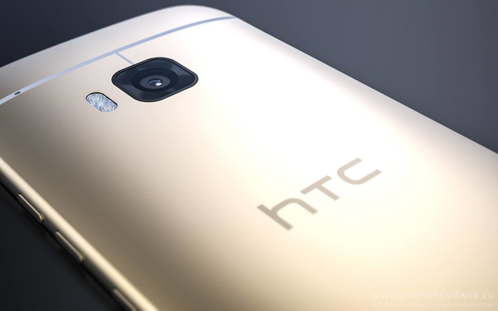 Rumors on a Huge 2016 HTC One M10 Concept Change over the M9