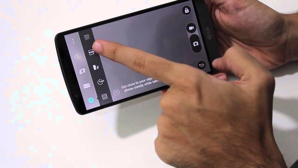 Rumors LG G5 Specs 4K Sapphire Screen Octa Core