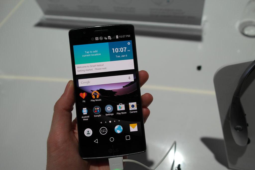 2016 Smartphone Rumors; US LG G Flex 3 Release Date Update