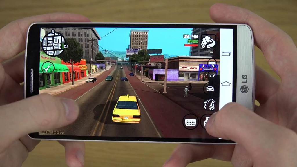 LG G3 - 3 Best Gaming Android Smartphones