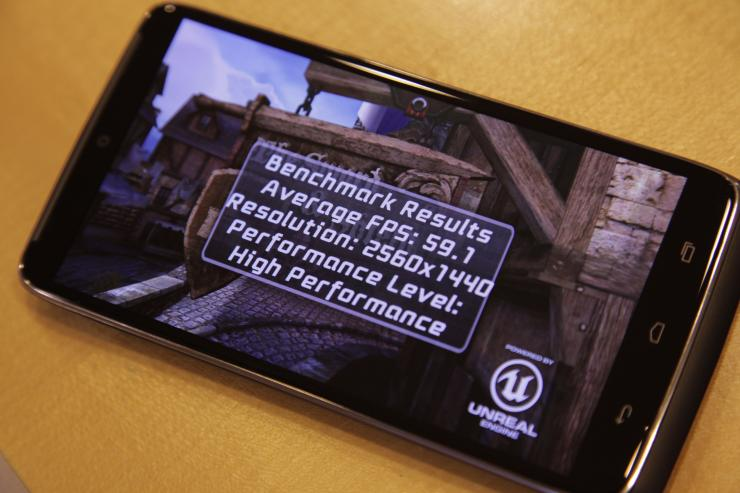 Motorola Droid Turbo - 3 Best Gaming Android Smartphones