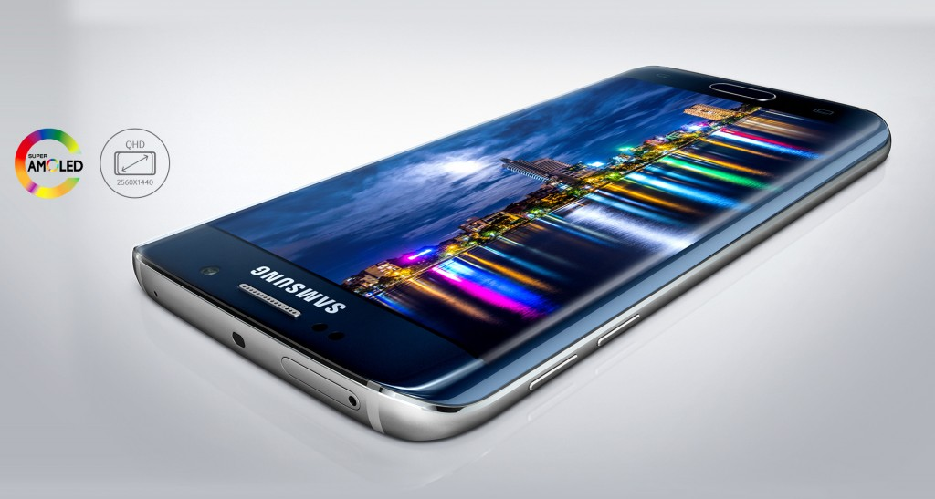 Samsung Galaxy S6 - 3 Most Popular Smartphones of 2015