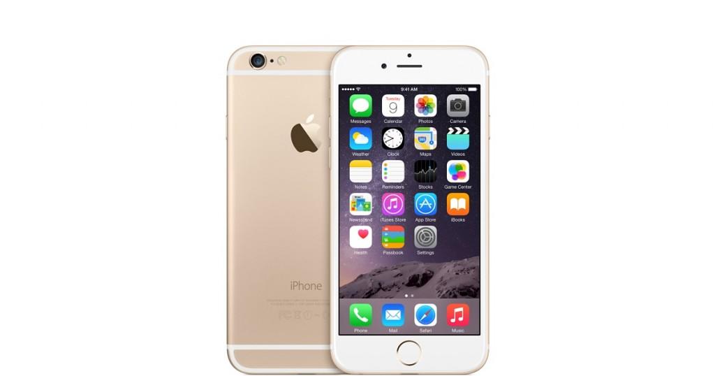 iPhone 6 - 3 Most Popular Smartphones of 2015
