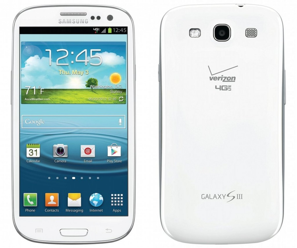 #2 in the Best Selling Samsung Smartphones List - Galaxy S III