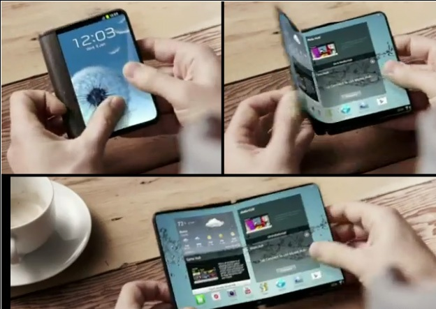 Samsung Smartphones Hottest Rumors - Next-Generation Versions to Feature Foldable Displays, Might be Released in January or February 2016