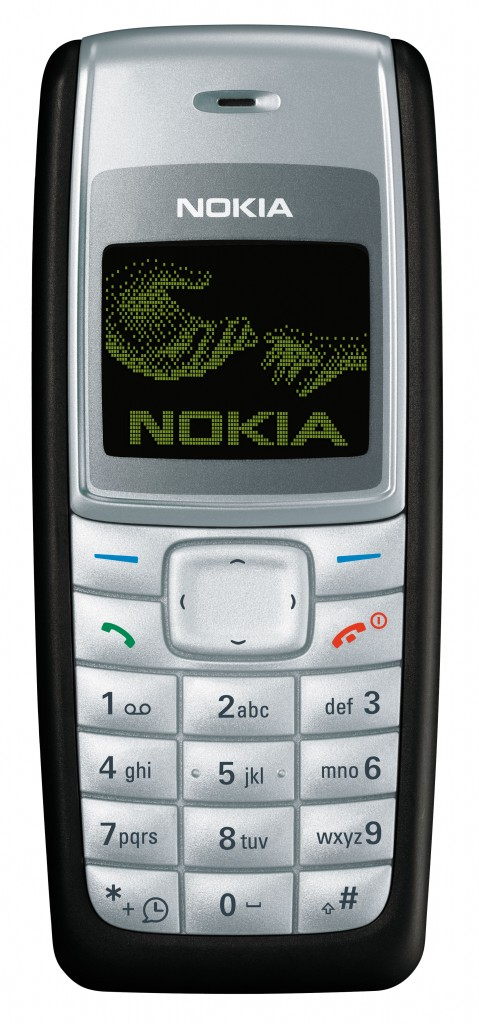 #1 in Our Best Selling Smartphone List - Nokia 1110