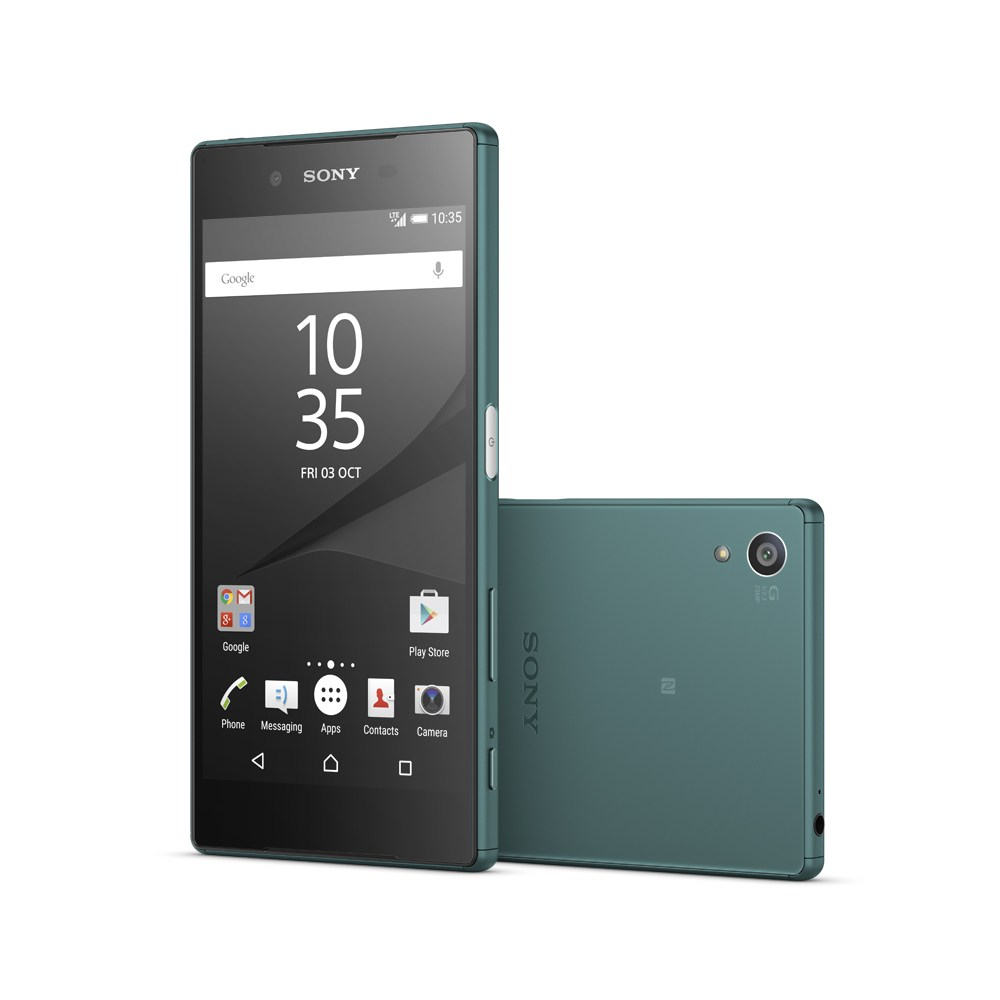 #1 in Our List of Top 10 Smartphones of 2015 - Xperia Z5