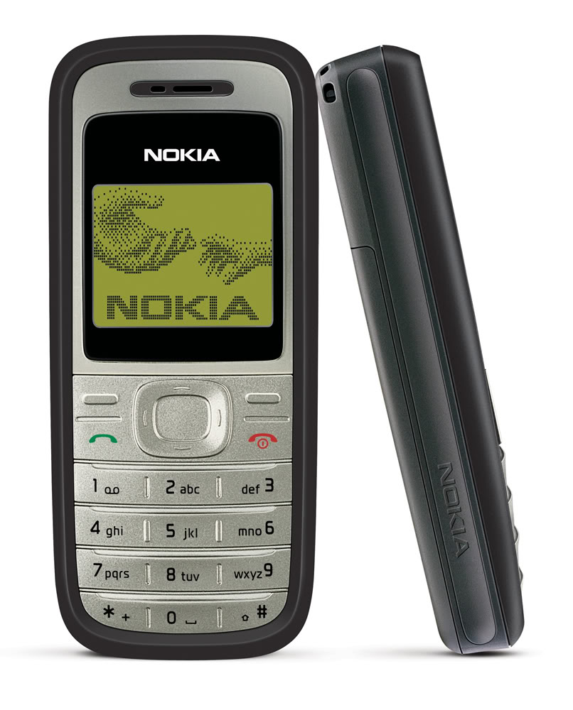 #3 in Our Best Selling Smartphone List - Nokia 1200