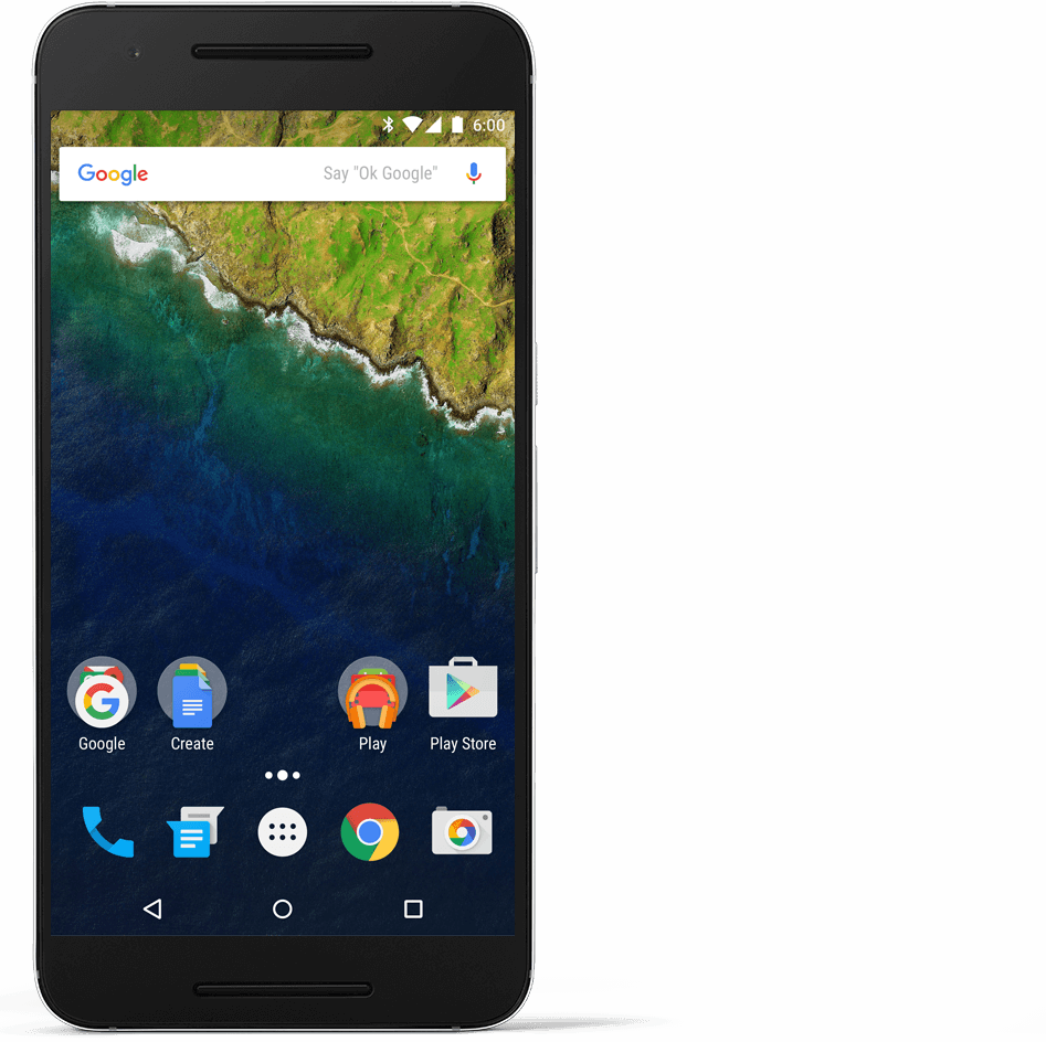 #3 in Our List of Top 10 Smartphones of 2015 - Nexus 6P