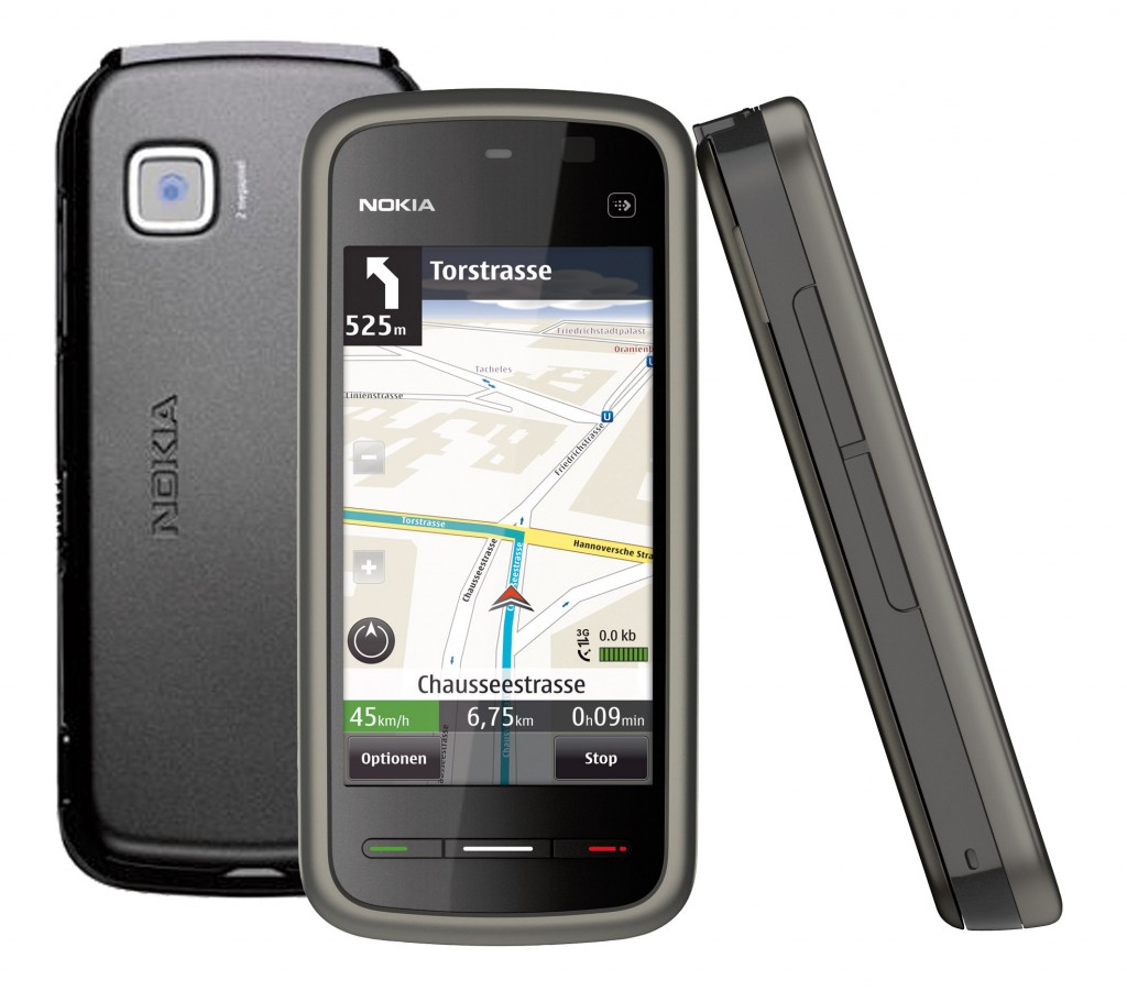 #4 in Our Best Selling Smartphone List - Nokia 5230