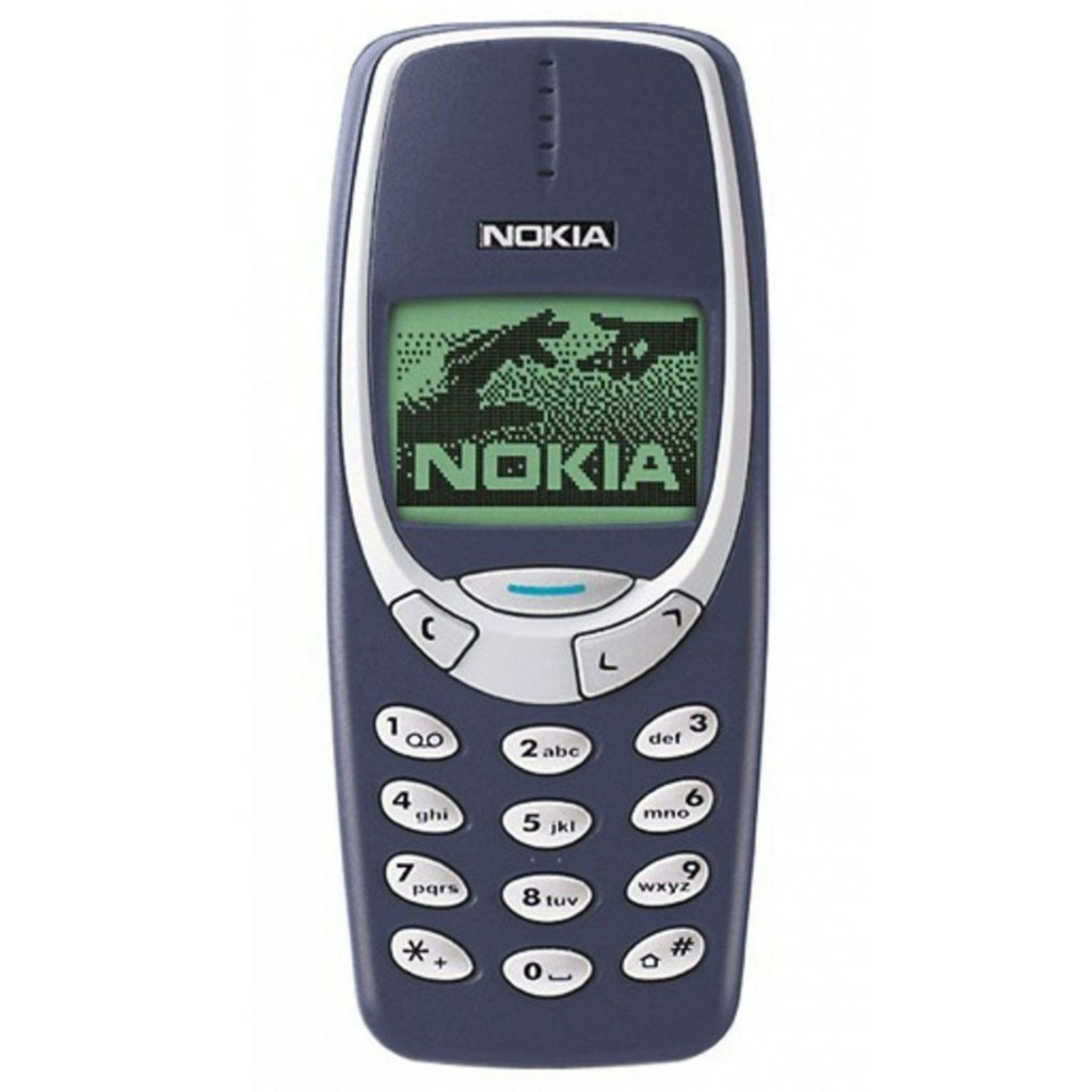 #5 in Our Best Selling Smartphone List - Nokia 3310