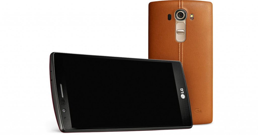 #5 in Our List of Top 10 Smartphones of 2015 - LG G4