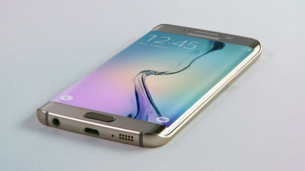 #6 in Our List of Top 10 Smartphones of 2015 - Galaxy S6 Edge