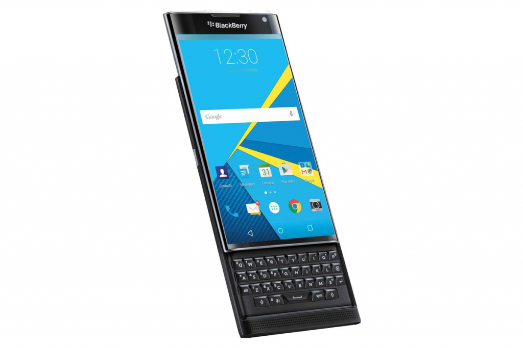 #8 in Our List of Top 10 Smartphones of 2015 - Blackberry Priv