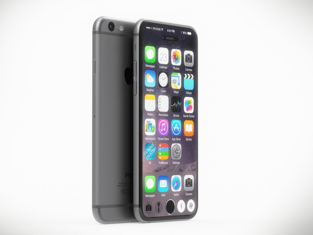 Smartphone Rumors - iPhone 7 Expected to Include Wireless Charging System and Self-Healing Ports
