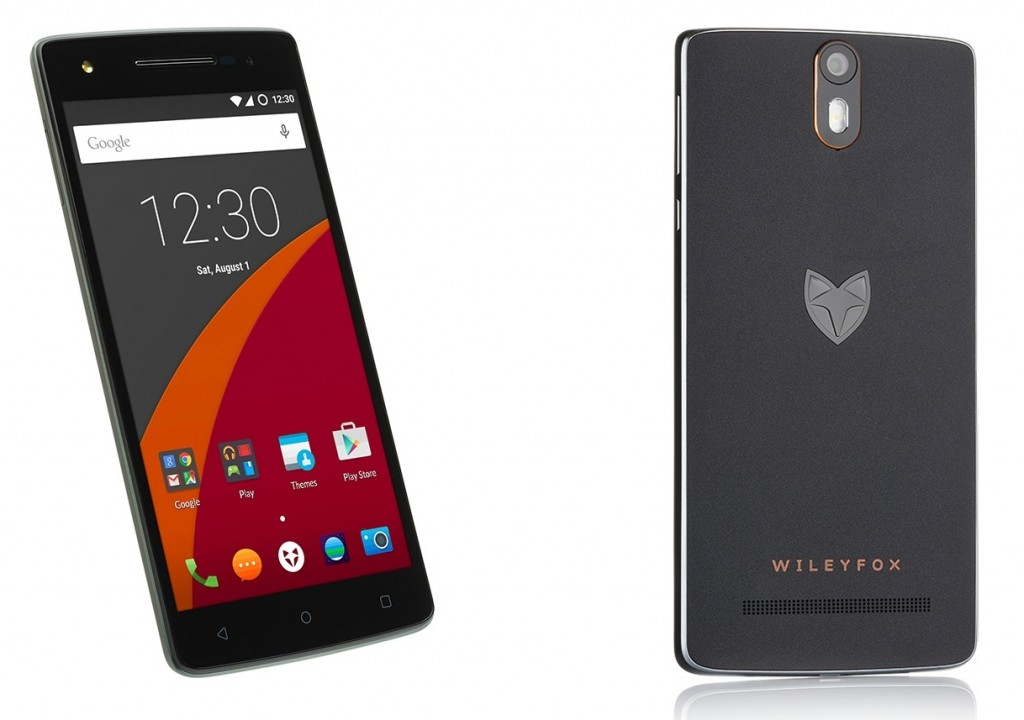 #2 in Our List of Best Smartphones for the Customers with a Tight Budget - Wileyfox Storm