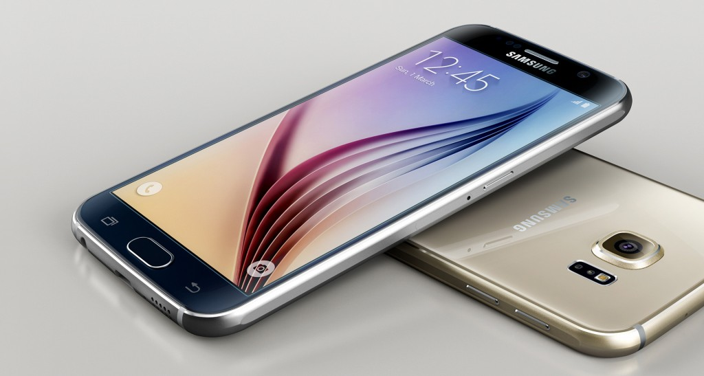#2 in Our List of the Best Unlocked Smartphones - Samsung Galaxy S6