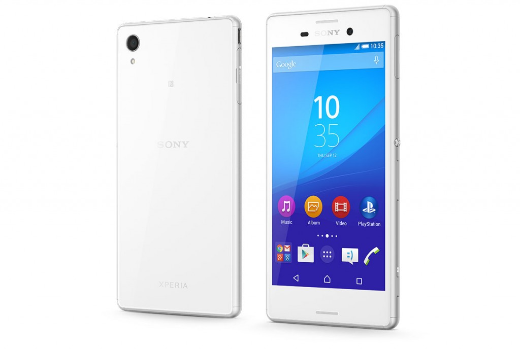 #3 in Our List of Best Smartphones for the Customers with a Tight Budget - Sony Xperia M4 Aqua