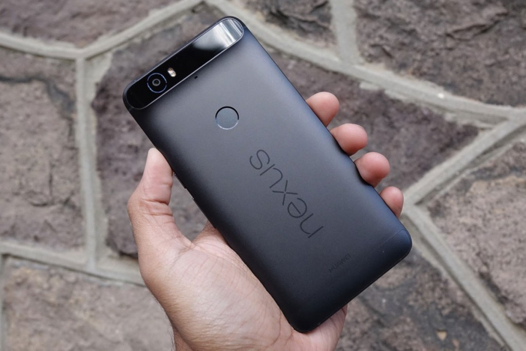 #3 in Our List of the Best Unlocked Smartphones - Google Nexus 6P
