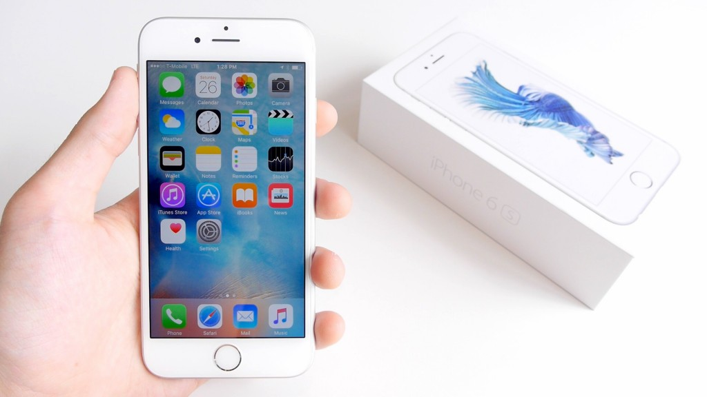 Best Smartphones on the Market - iPhone 6S