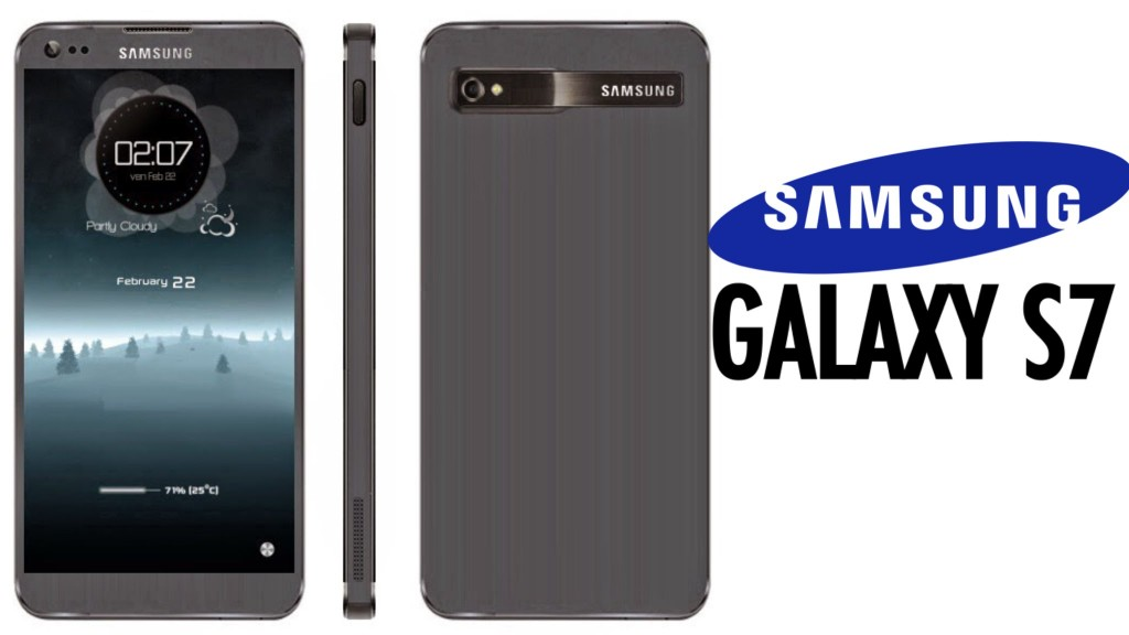 Preview of Samsung Smartphones - Samsung Galaxy S7