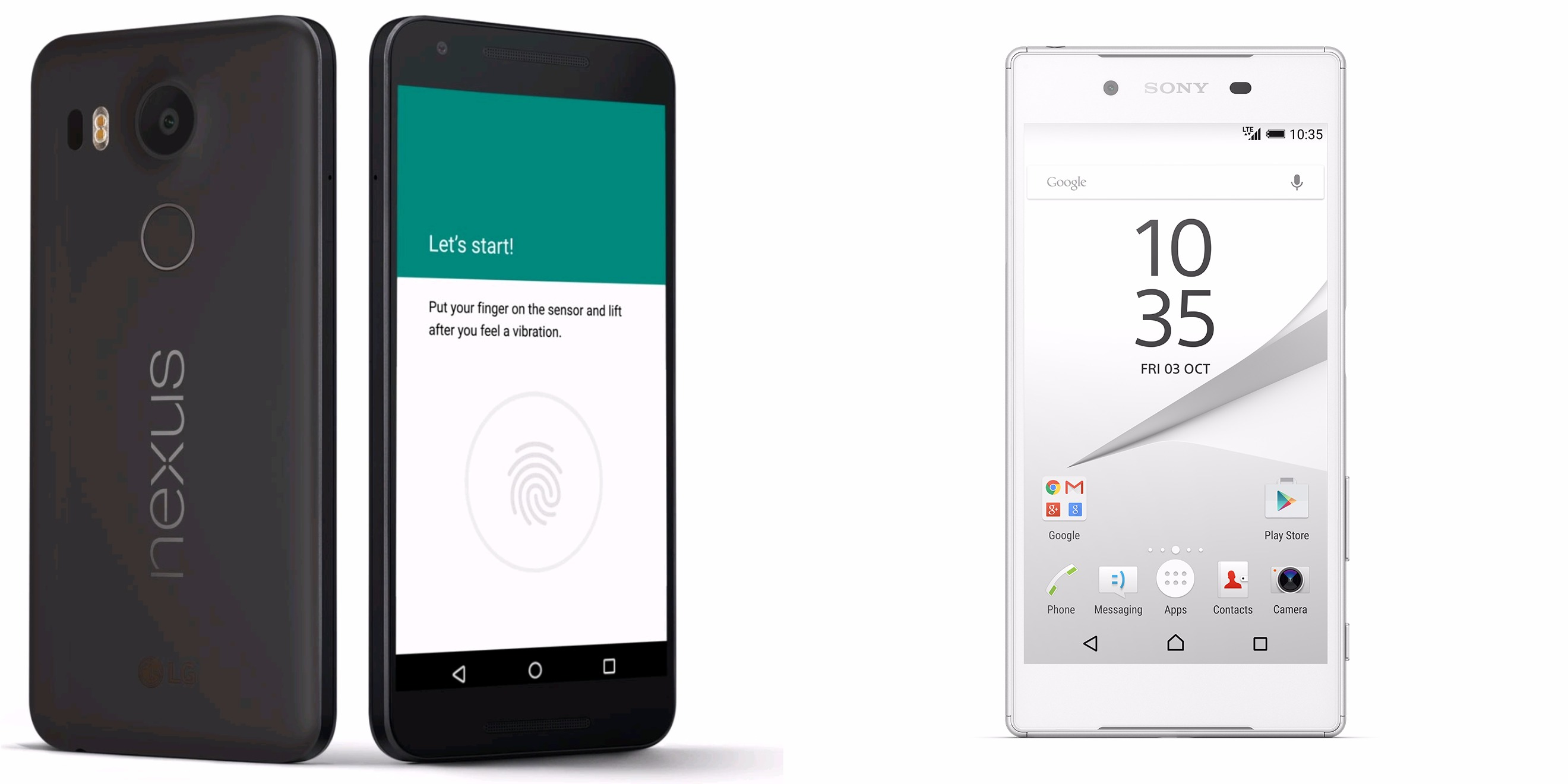 What Smartphone Should I Buy – Nexus 5X or Xperia Z5?
