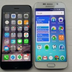 Which is the Best Smartphone – iPhone 6S or Galaxy S6?