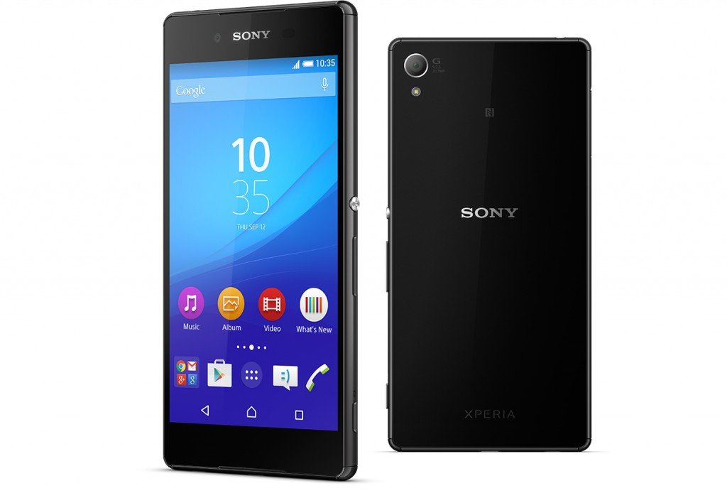 #2 in Our All-Time Best Sony Smartphone Lis - Xperia Z3