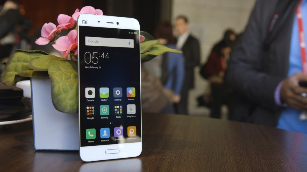 #3 Contender for the Title of the Best Smartphone- Xiaomi Mi5