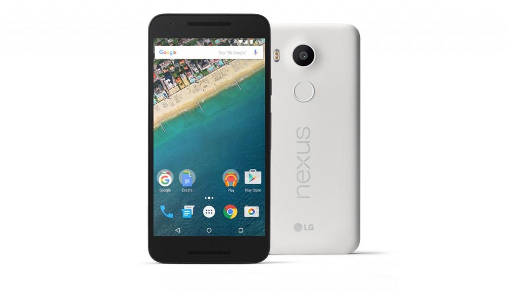 #3 in Our Best LG Smartphone List - LG Nexus 5X