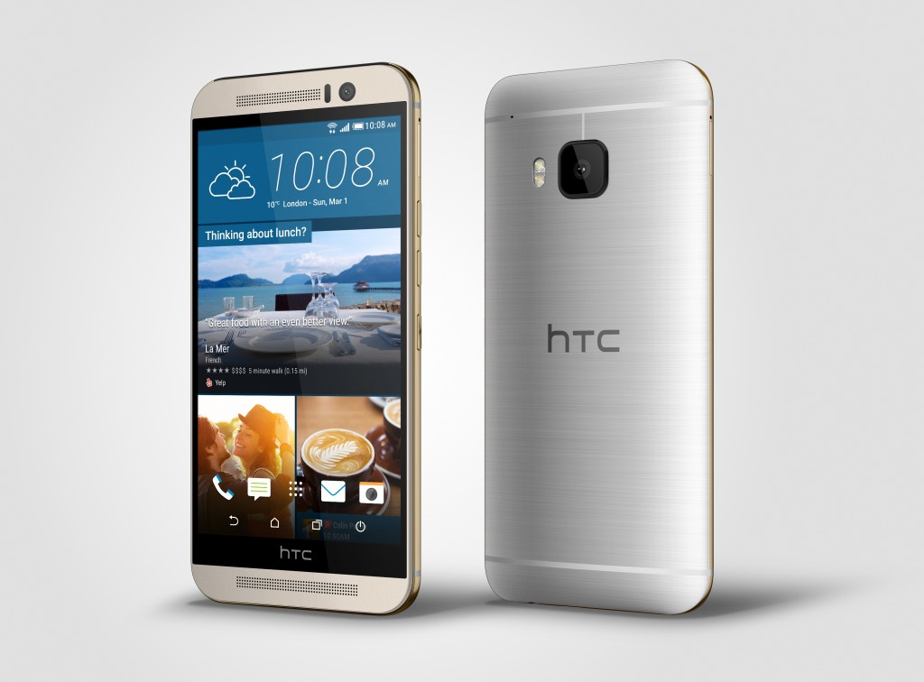 #1 in Our Best HTC Smartphone List - HTC One M9+