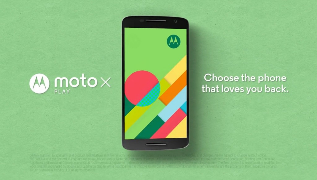 #1 in Our Best Motorola Smartphone List - Motorola Moto X Play