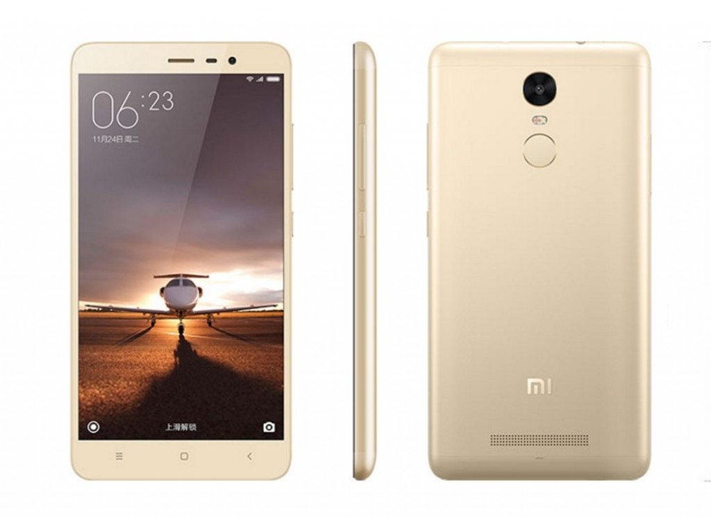 #1 in Our List of Good Smartphones for Gaming - Xiaomi Redmi Note 3