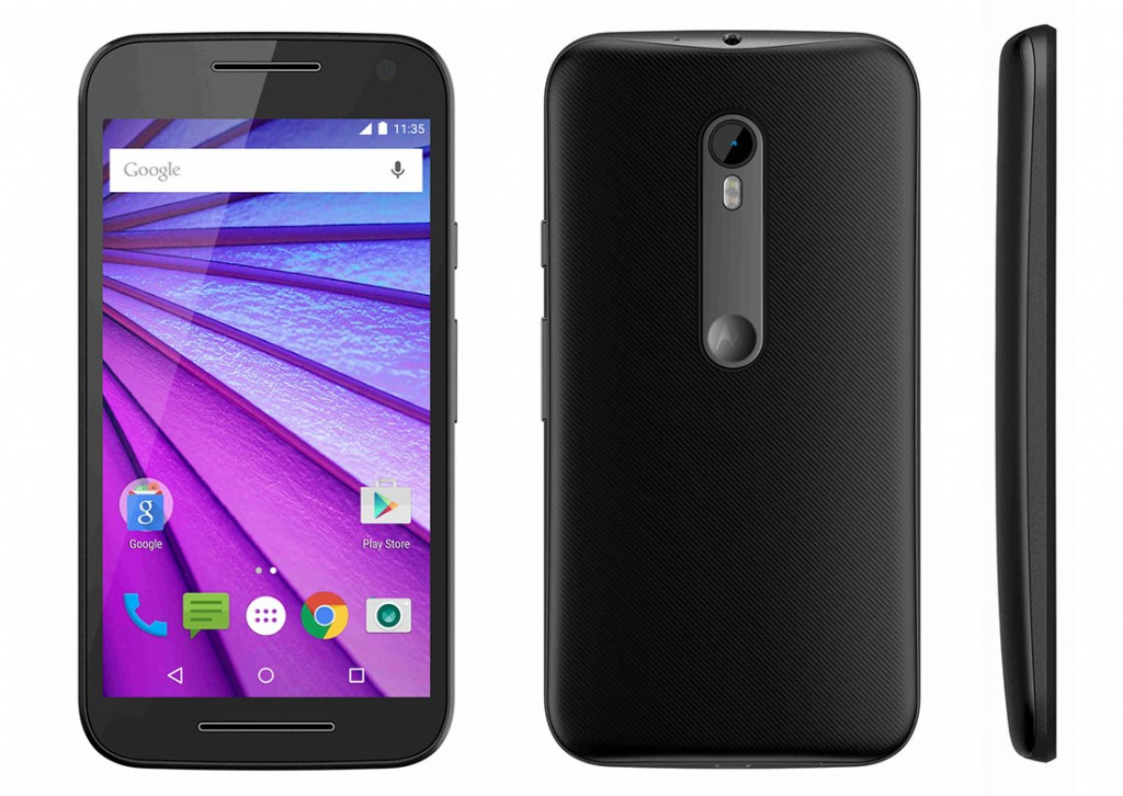 #2 in Our Best Motorola Smartphone List - Motorola Moto G (3rd Generation)