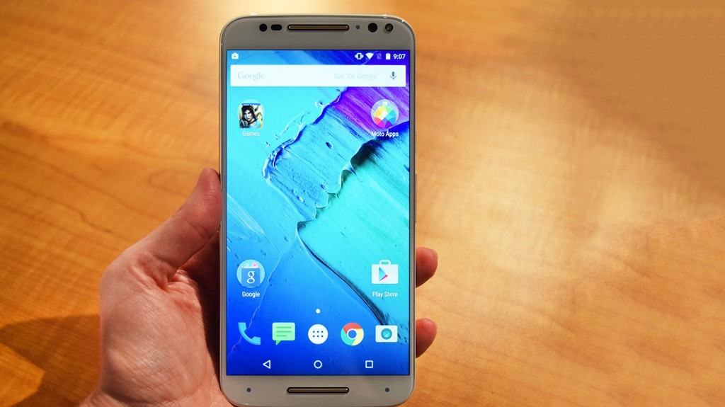 Best Buy Smartphones - 64 GB Moto X Pure at $399.99 with 20% Off