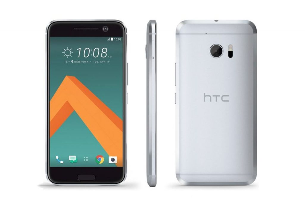 #4 in Our Best Smartphone on the Market List - HTC 10