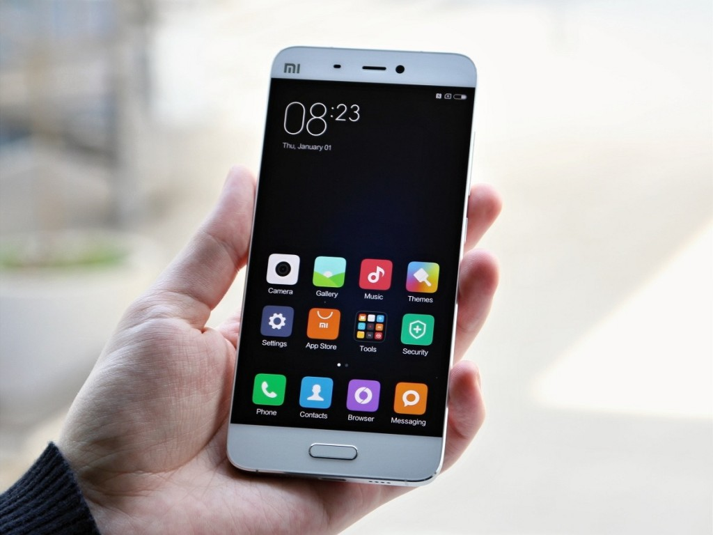 Android Smartphone Reviews - Xiaomi Mi5