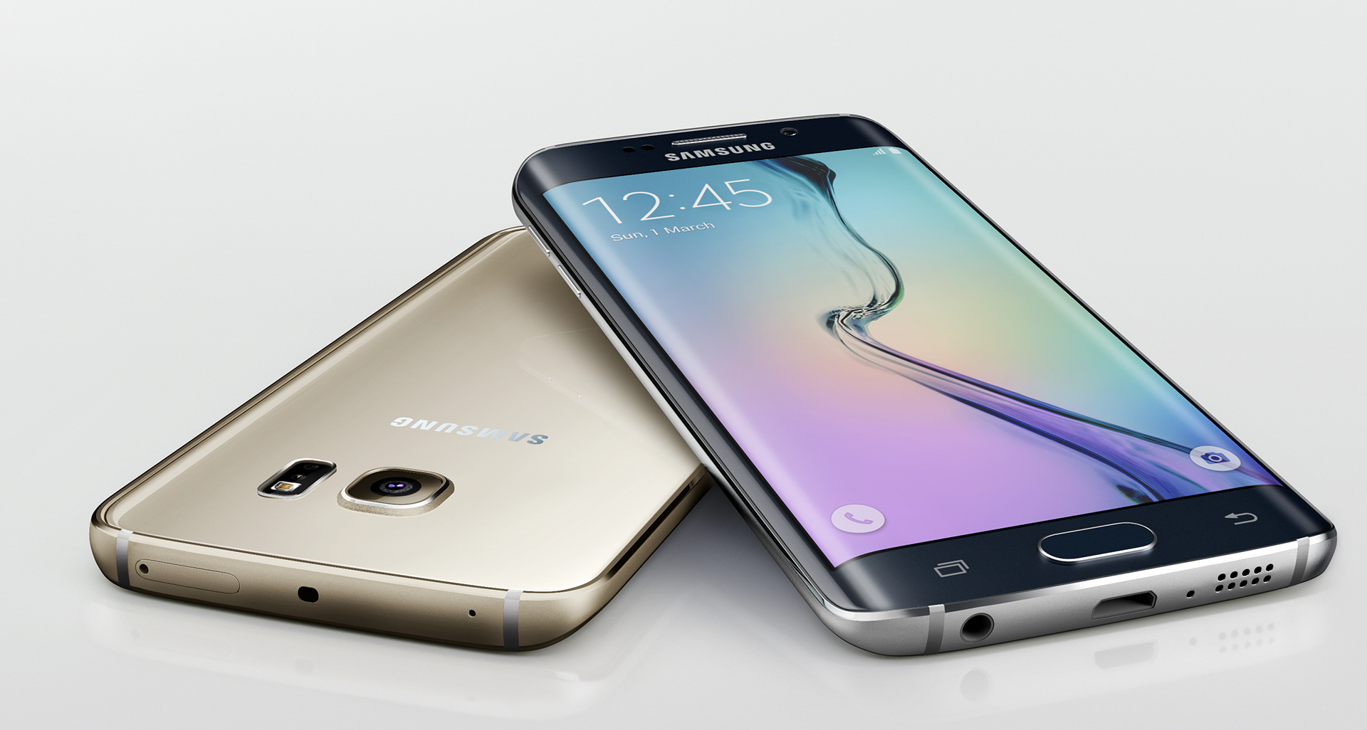 Best Buy Smartphone: Samsung Galaxy S6 Edge at $399.99, Motorola Moto X Pure at $349.99