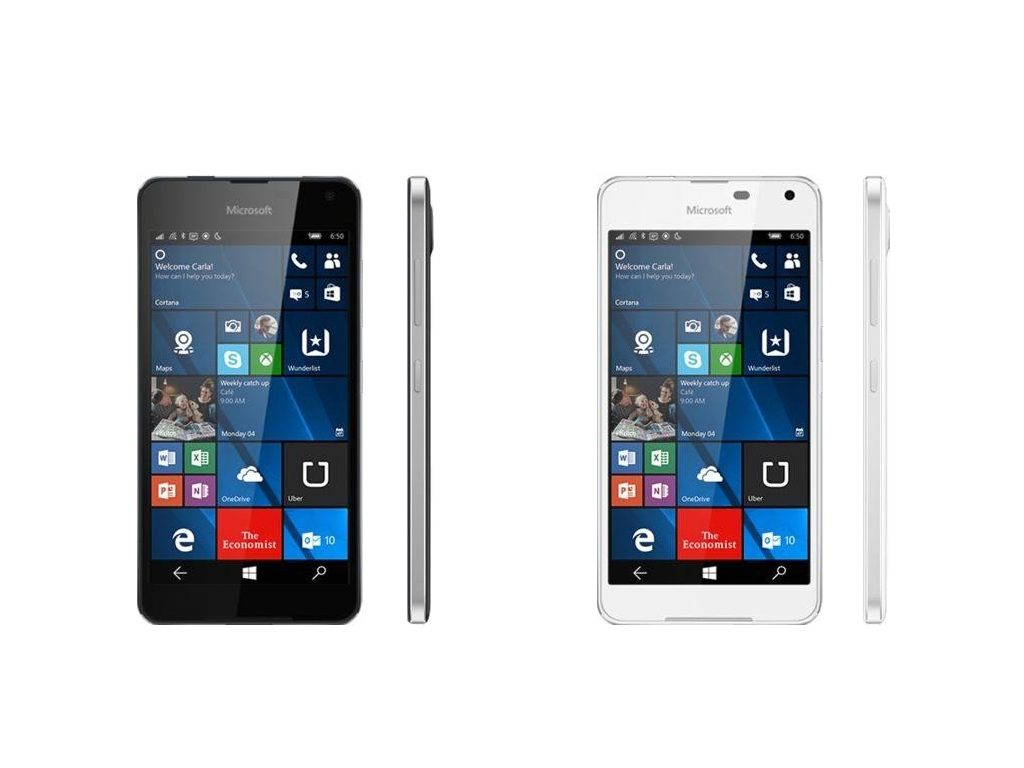 Smartphone Reviews - Microsoft Lumia 650