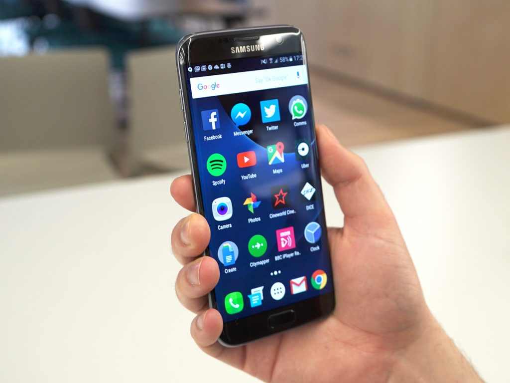 #1 in Our List of the Best Android Smartphones - Galaxy S7 Edge