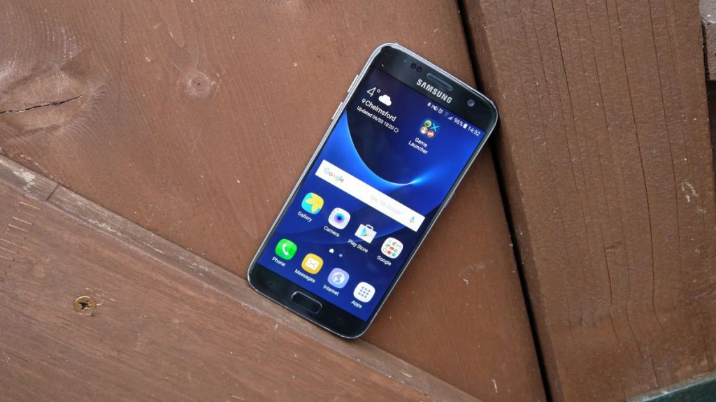 #2 in Our List of the Best Android Smartphones - Galaxy S7