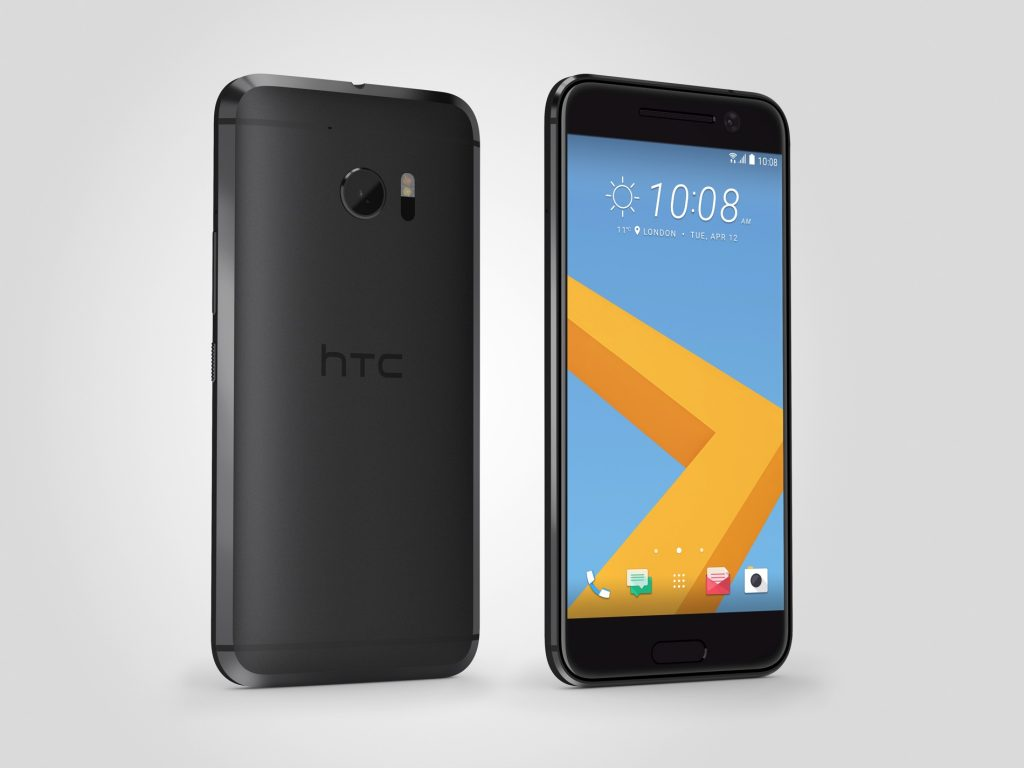 #3 in Our List of the Best Android Smartphones - HTC 10