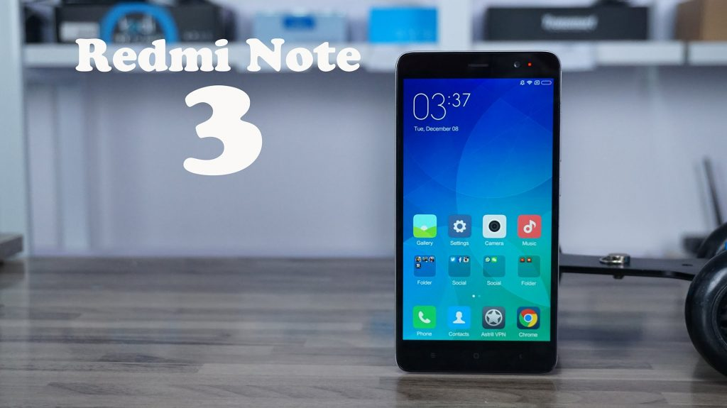 Latest Smartphone Reviews - Xiaomi Redmi Note 3 with an Outstanding Design but a Lackluster Rear Shooter,
