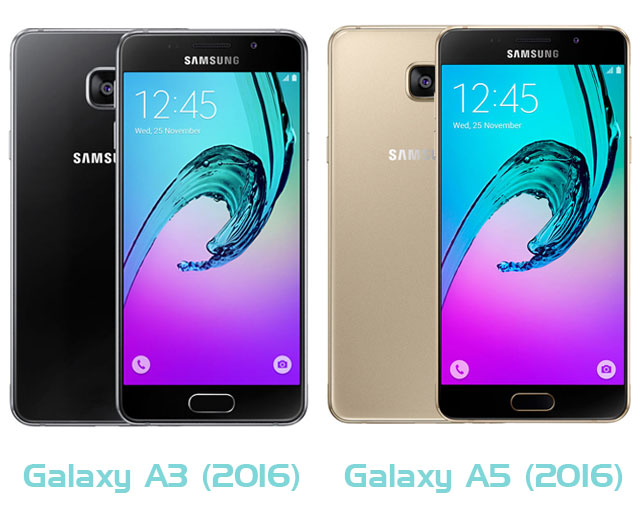 Samsung Galaxy Smartphone News - The New A3 and A5 to Revealed in the UK