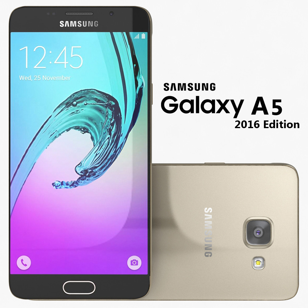 Samsung Smartphones Review - Galaxy A5 (2016)