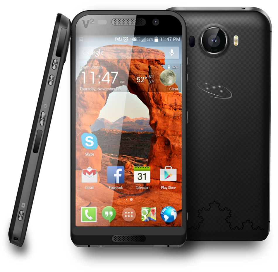 Saygus Smartphone Preview - Saygus V2 with a Rugged Design, Powerful Cameras and Two microSD Card Slots