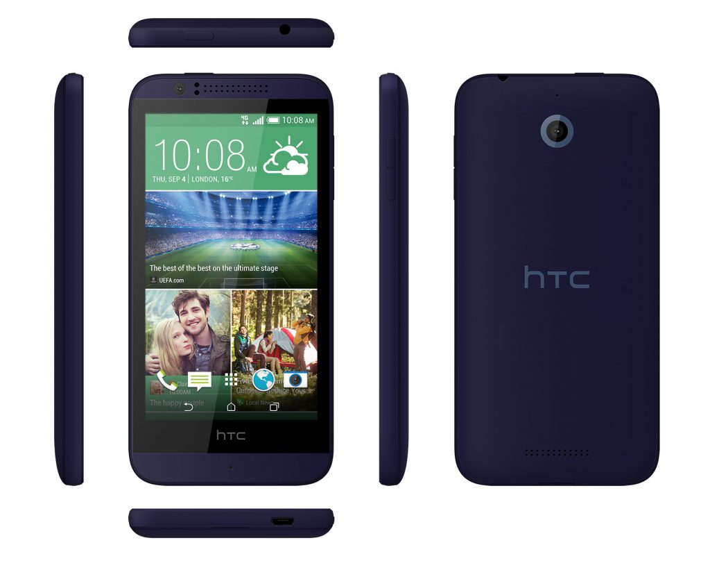 Smartphones Pay as You Go Deals - HTC Desire 510 at £139.97