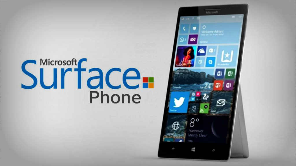#10 in Our Top Ten Smartphones List - Microsoft Surface Smartphone